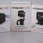 SET ACCESSORI POLAROID CUBE ACTION CAM