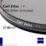 FILTRO POLA CARL ZEISS 49